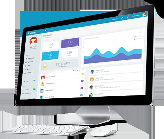 EVALBOX, the online test maker : Welcome ! | Evalbox - Logiciel QCM